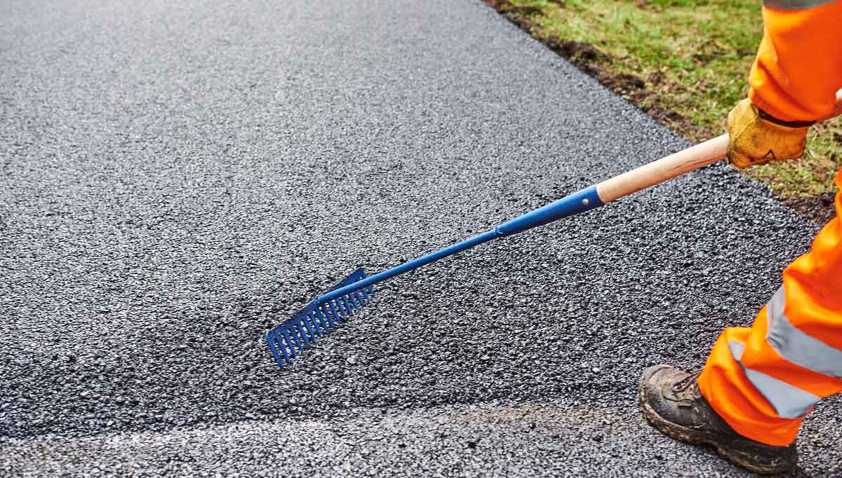 Eco Plus Enhanced Workability Asphalt
