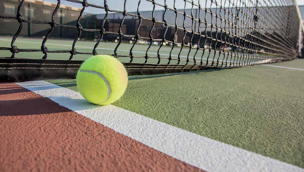VIACOURT® Sports Surface Asphalt