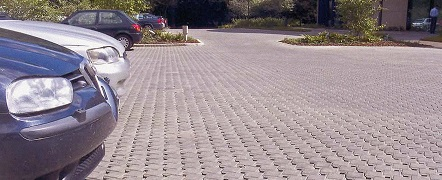 ReadyPave Commercial - Concrete Block Paving