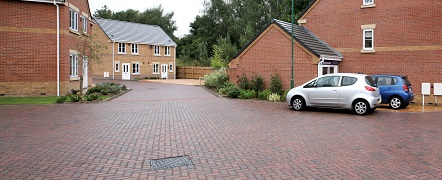 ReadyPave Permeable Paving