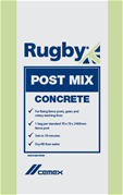 Rugby Post Mix
