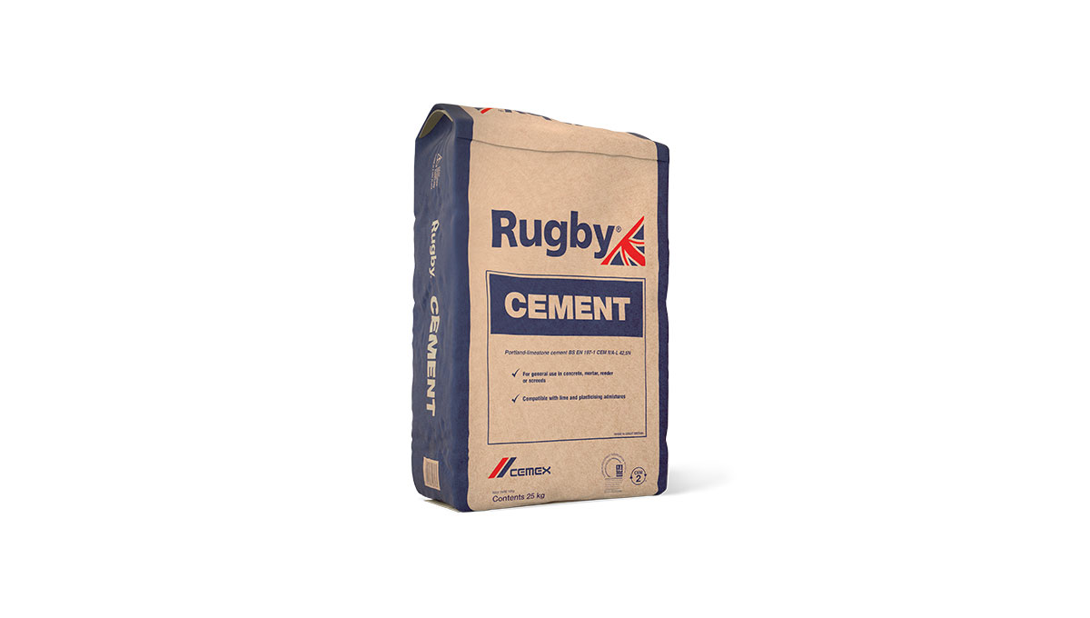 Rugby General Purpose Cement