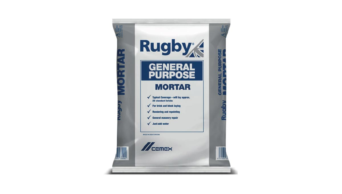 Rugby General Purpose Mortar
