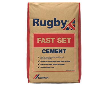Fast Setting Cement