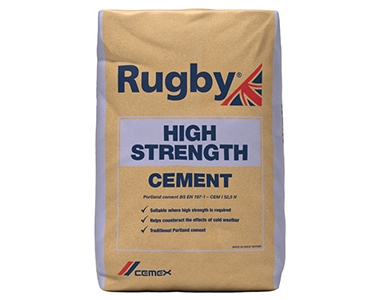 Bagged Cement - High Strength